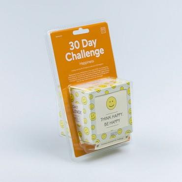 30 дневно предизвикателство - Щастие