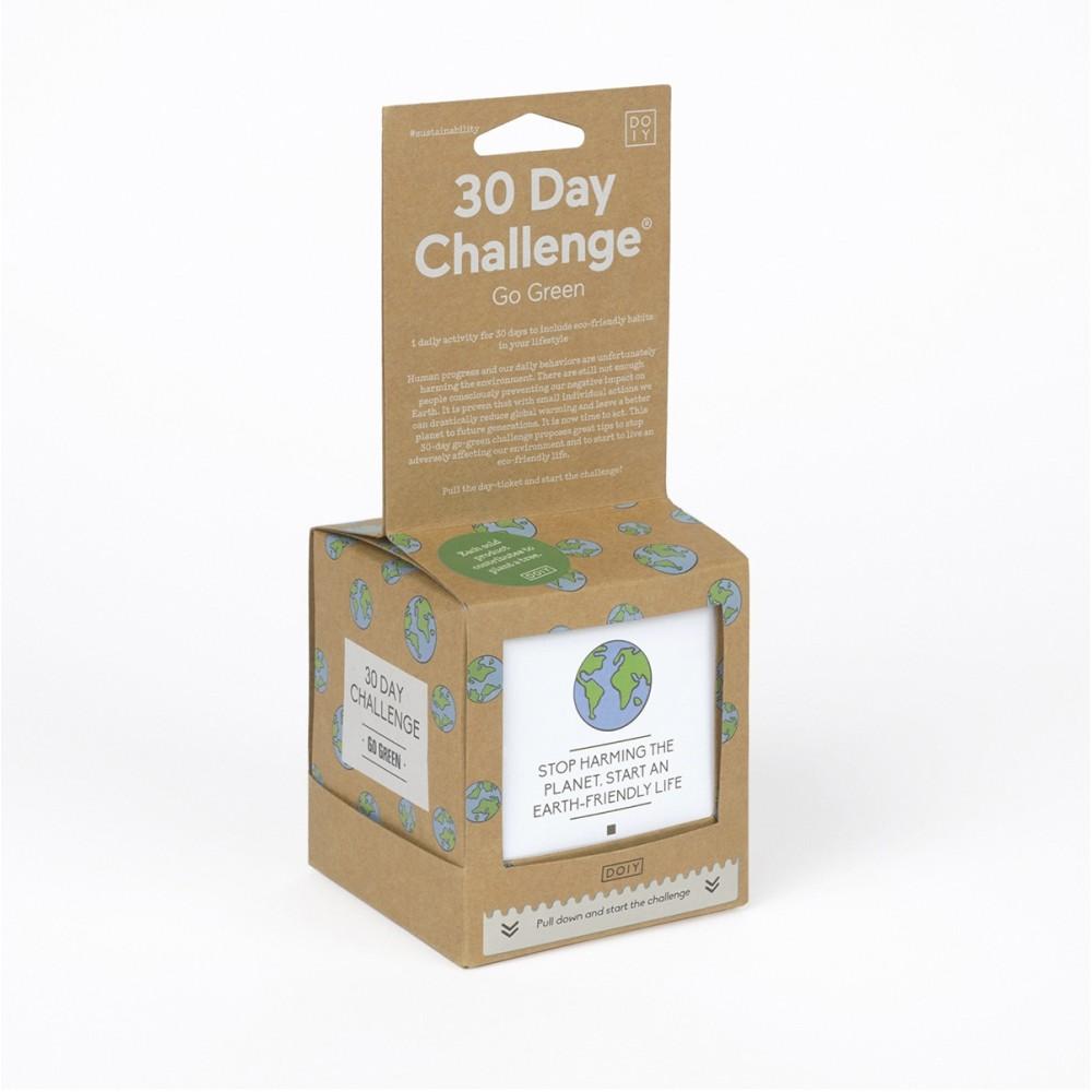 30 дневно предизвикателство - Спаси Планетата