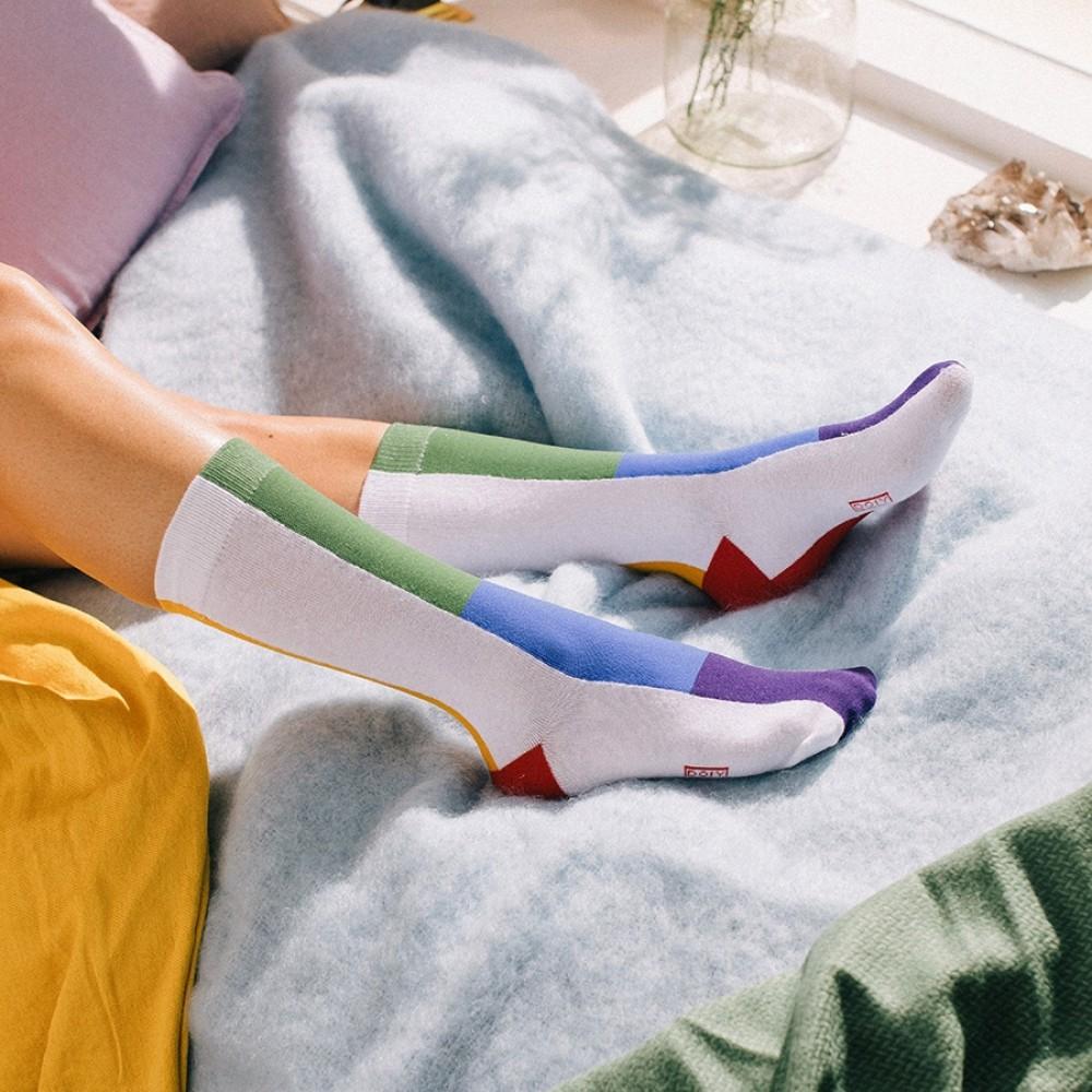 Дъга чорапи