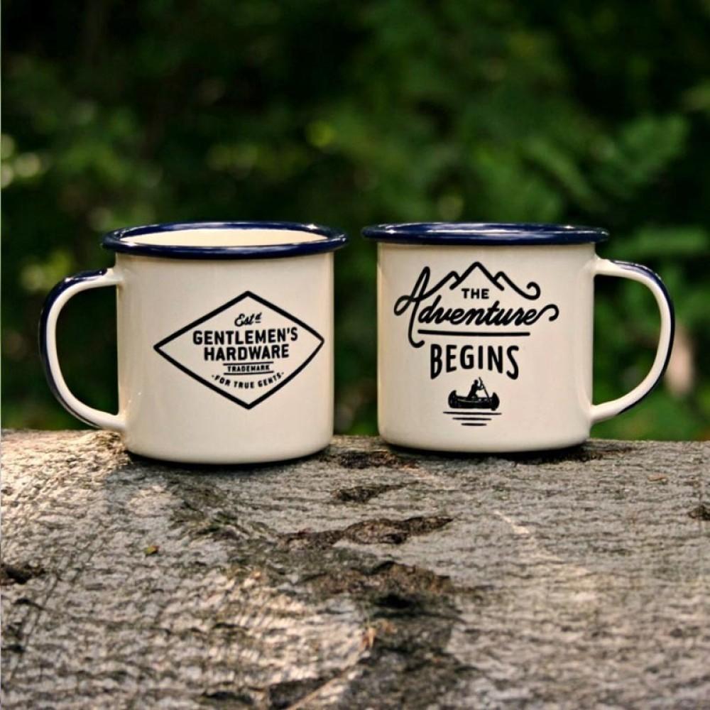 Комплект Приключенски чаши за еспресо