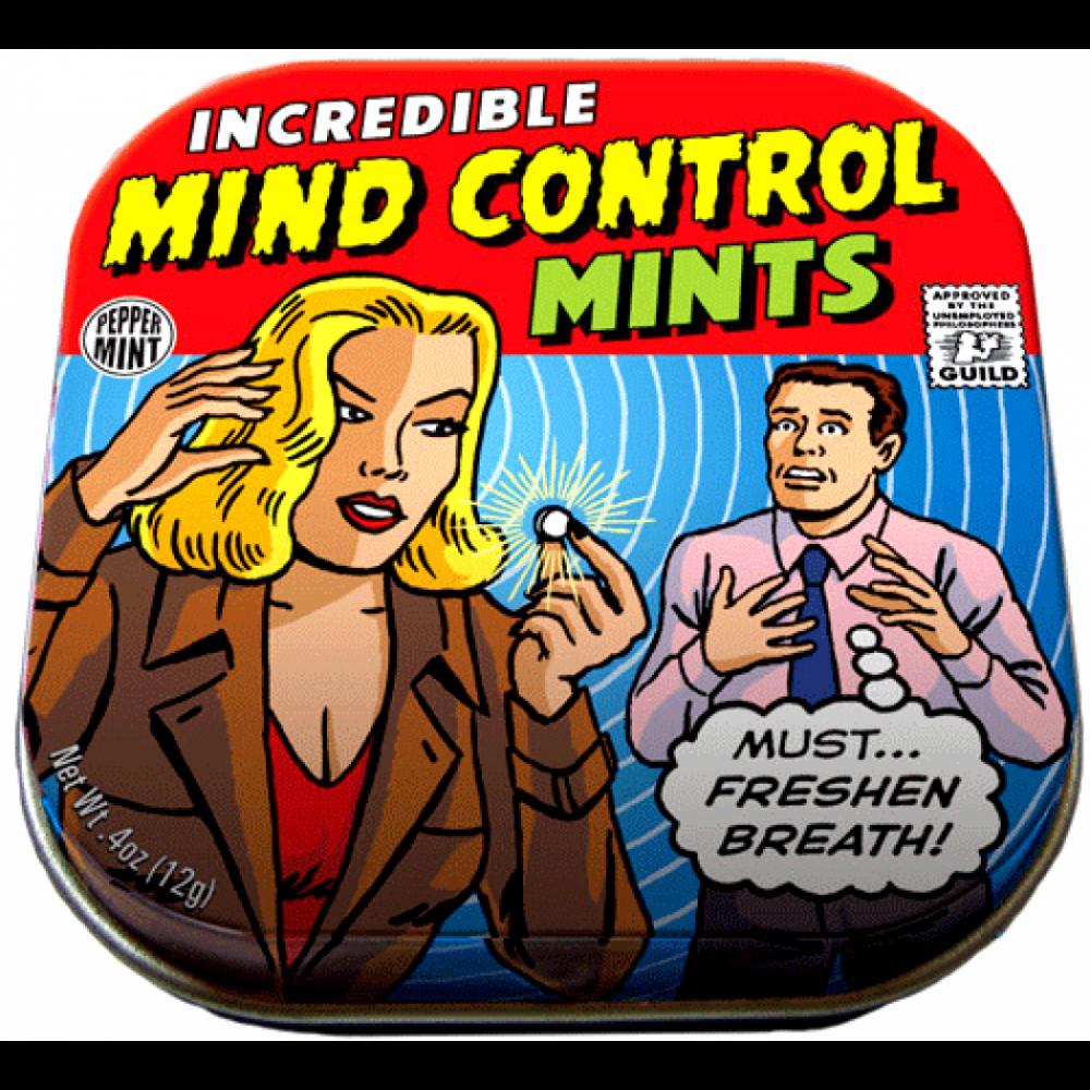 Ментови дражета - Контрол над ума