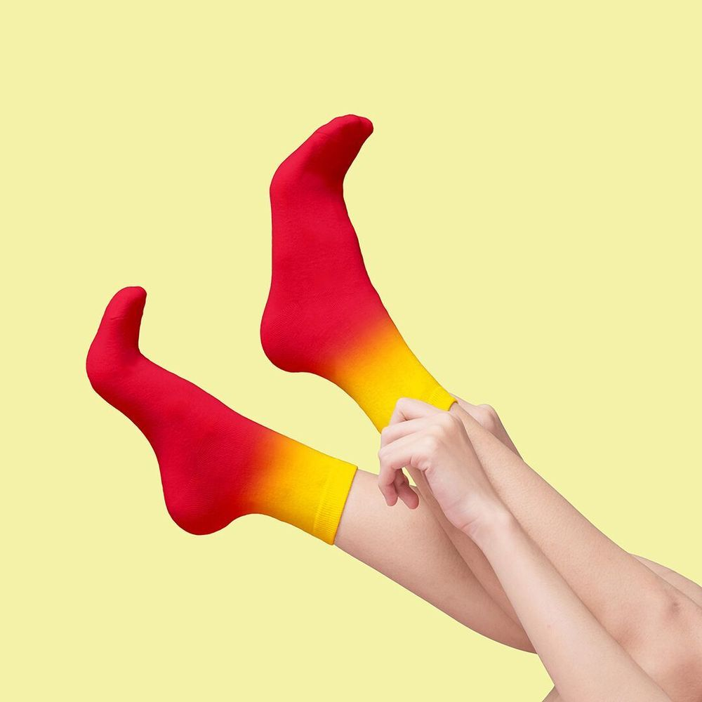 Коктейлени чорапи - Tequila Sunrise