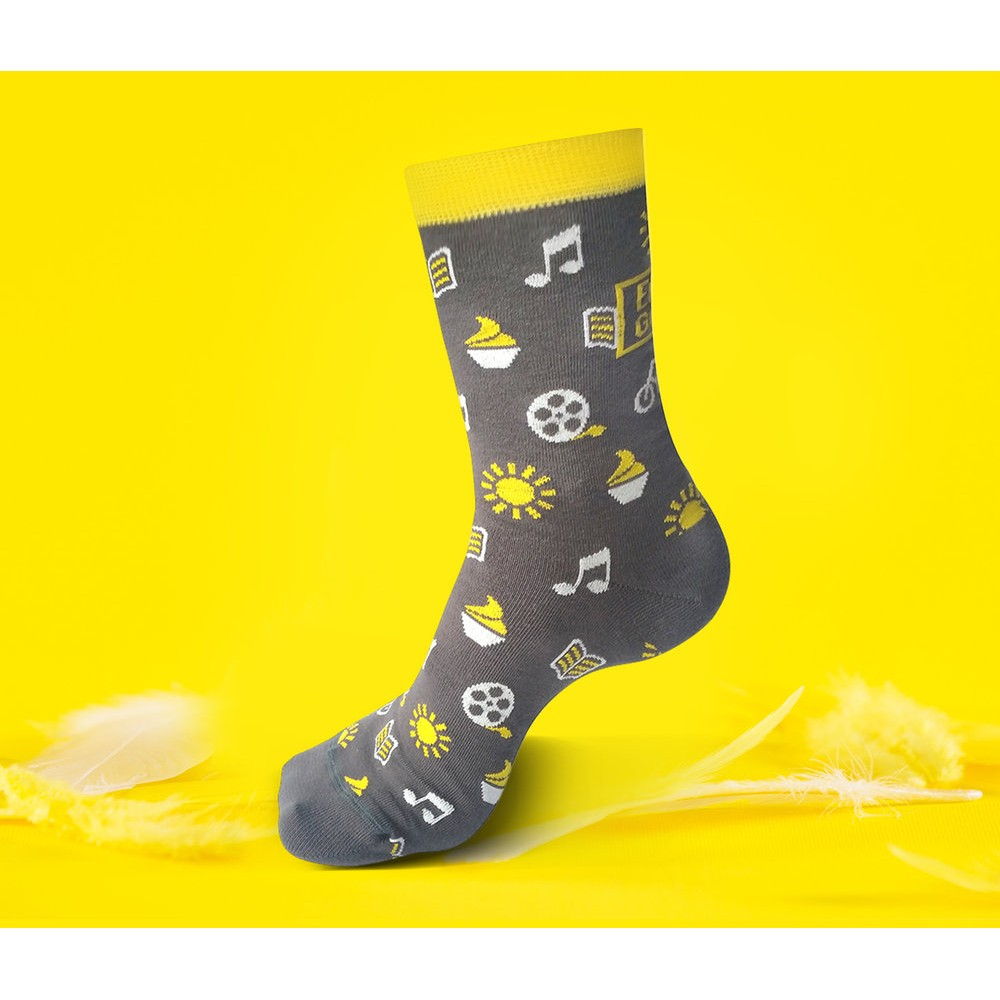 Free Range Socks - Enjoy the good life