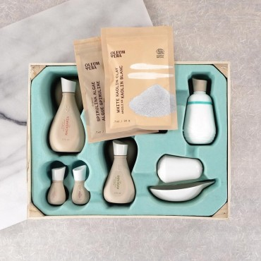 Моят СПА ден - комплект за органична козметика